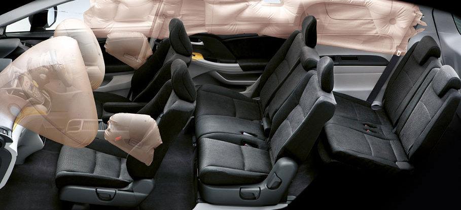 Subaru Airbag Recall >> Side Head Airbags Standard on Most 2010 Vehicles - autoevolution