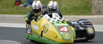 Sidecars to Rock the 2011 Isle of Man TT