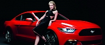 Sienna Miller Is Impressed by Ford's New 2015 Mustang [Video]