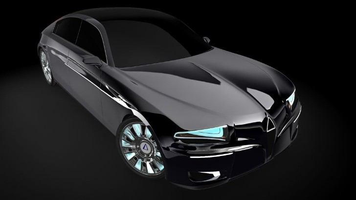 Silex Power Unveils Overly Ambitious Electric Luxury Sedan Concept [Video][Photo Gallery]