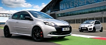 Silverstone GP Limited Edition Announced for Clio RS 200 and Twingo RS 133