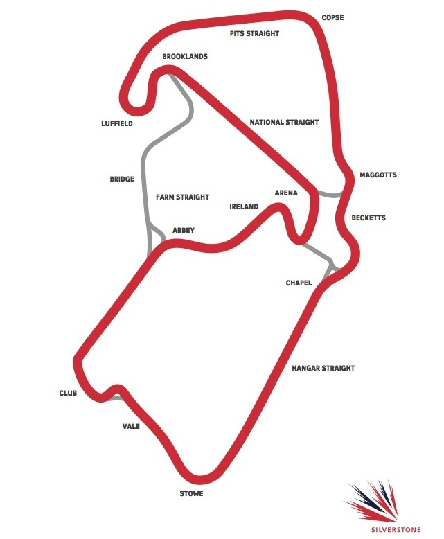 Silverstone\'s Arena Layout Confirmed for 2010 British Grand Prix ...
