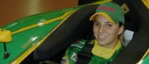 Simona de Silvestro to Secure 2011 Indy Seat with HVM