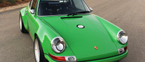 Singer Mixes New Porsche 911 with Old One