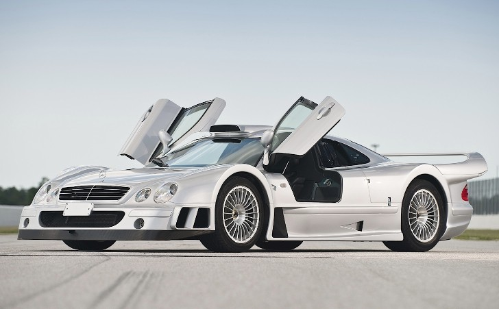 Six Mercedes-Benz Models in Edmund's Top 100 Greatest Supercars of All Time [Photo Gallery]