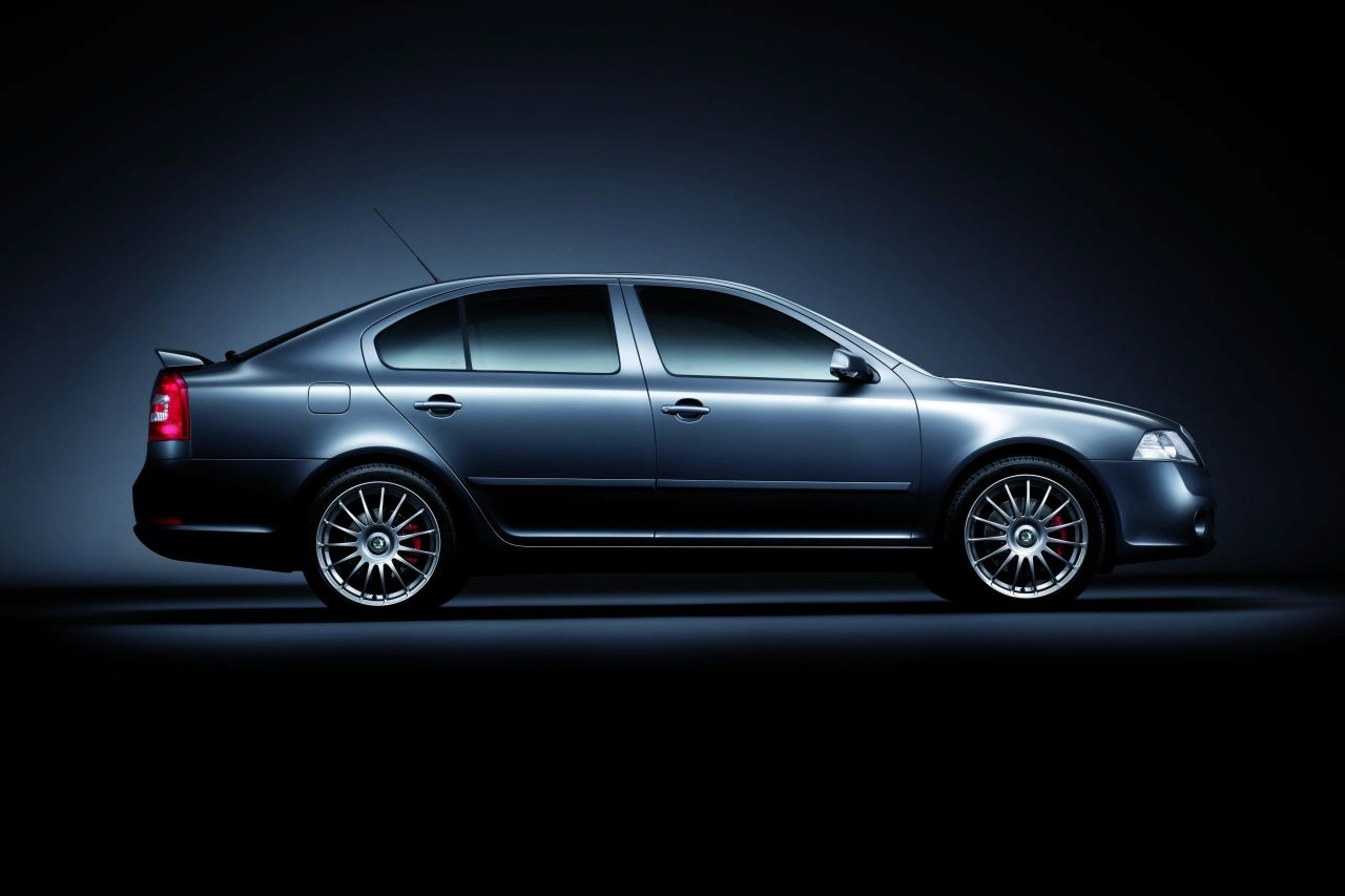 skoda announced uk limited edition octavia vrs autoevolution. Black Bedroom Furniture Sets. Home Design Ideas