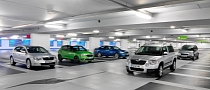 Skoda Announces July Sales Record, Over 500,000 Units Delivered This Year