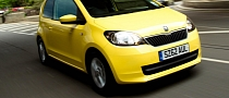 Skoda Citigo Available from £69 per Month in Britain