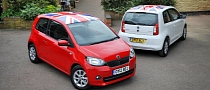 Skoda Citigo UK Sales Debut