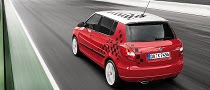 Skoda Fabia Gets Race Package