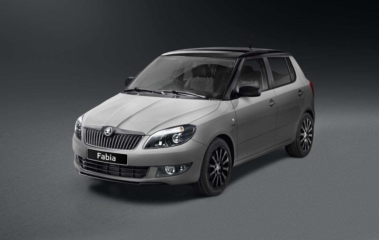skoda fabia gets two special editions in the uk. Black Bedroom Furniture Sets. Home Design Ideas