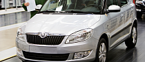 Skoda Fabia II Production Reaches 1.5 Million