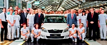Skoda Fabia: Reaches Three Million Built
