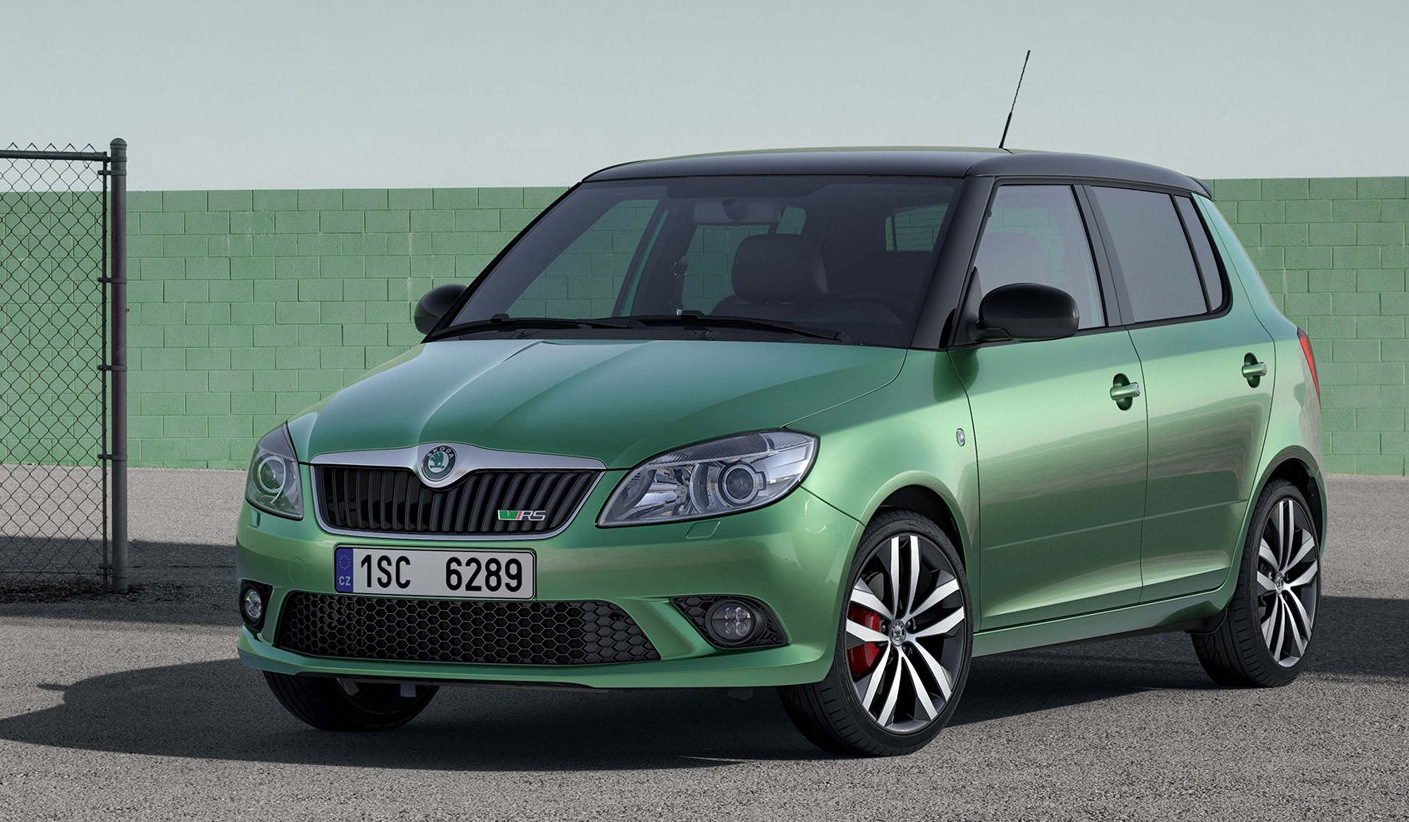 skoda fabia rs and seat ibiza cupra going hybrid from 2020 autoevolution. Black Bedroom Furniture Sets. Home Design Ideas