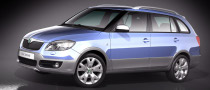 Skoda Fabia Scout Warms Up for Geneva