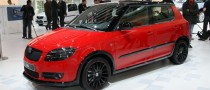 Skoda Fabia vRS Previewed at Geneva