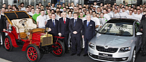 Skoda Has Produced 15 Million Cars