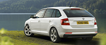 Skoda Launches Low-Emissions Rapid Models in Britain