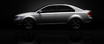 Skoda MissionL Concept Teased Ahead of Frankfurt Debut