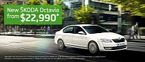 Skoda Octavia Australia Pricing Announced