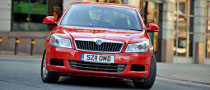 Skoda Octavia Available from GBP10,995 OTR in the UK