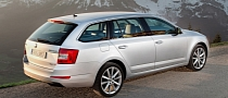 Skoda Octavia Combi 4x4 Revealed in New Images [Photo Gallery]