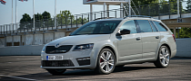 Skoda Octavia Combi RS TDI Is as Fast as a Golf 5 GTI [Video]