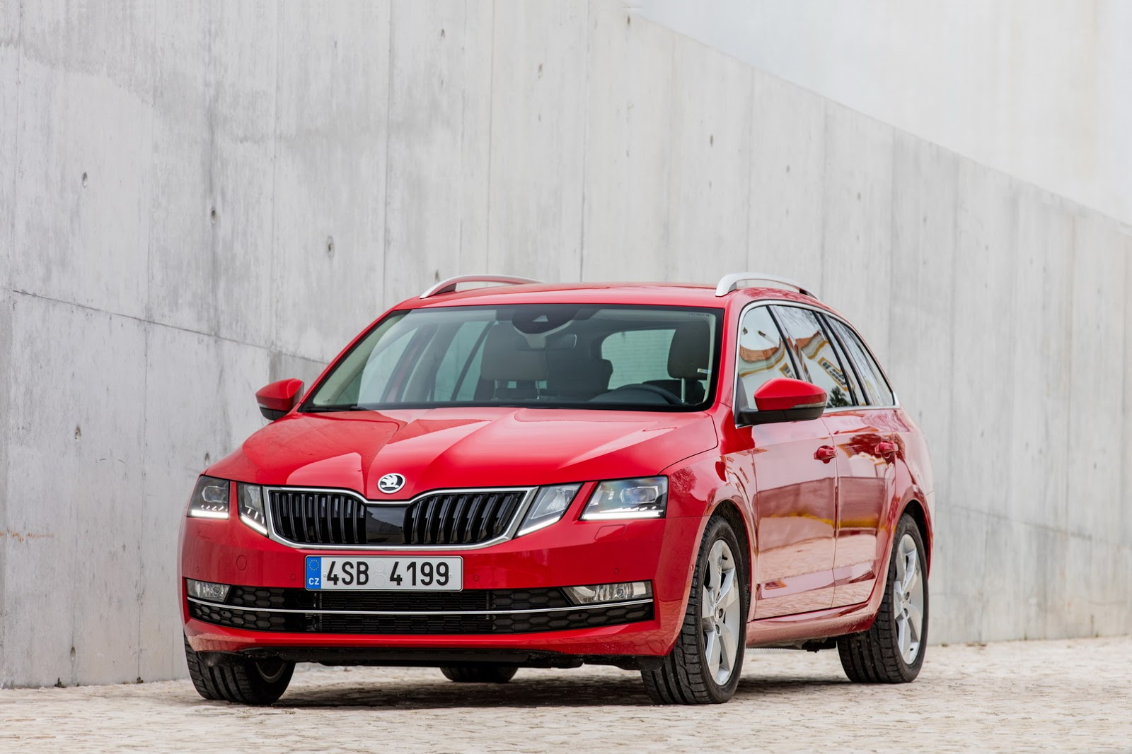 skoda octavia facelift getting 1 5 tsi evo engine later. Black Bedroom Furniture Sets. Home Design Ideas