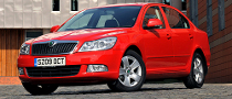 Skoda Octavia MingRui Facelift Launches in Beijing