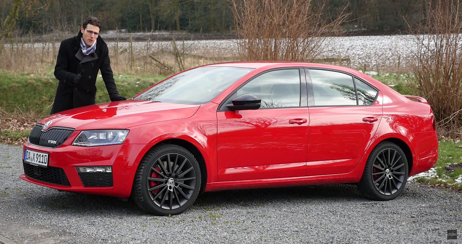skoda octavia rs 230 review details feature rich yet practical sedan autoevolution. Black Bedroom Furniture Sets. Home Design Ideas