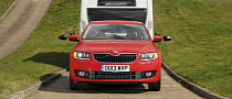 Skoda Octavia Wins Tow Car of the Year 2013
