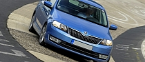 Skoda Rapid 1.2 TSI Laps Nurburgring in 9:17 [Video]