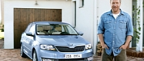 Skoda Rapid Commercial: Dad's Auction [Video]