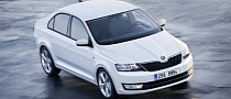 Skoda Rapid Revealed - First Photos