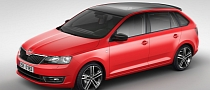 Skoda Rapid Spaceback Officially Revealed [Photo Gallery]