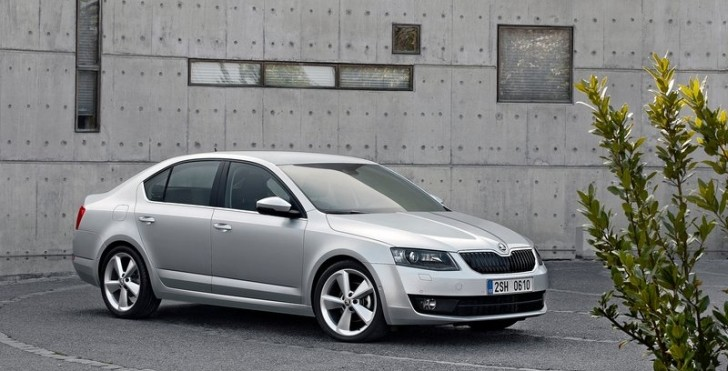 Skoda Registers 6.8% Sales Increase in 2012