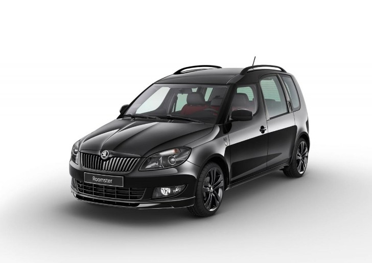 Skoda Roomster Noire is Not Necessarily Blacker than Dark