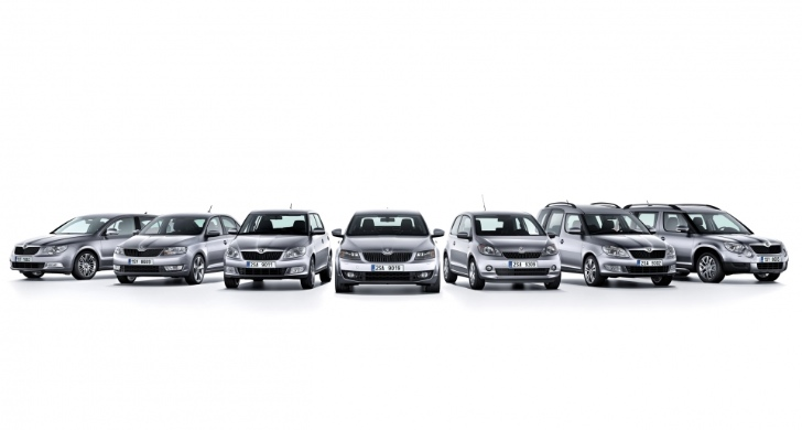 Skoda Sales Down in First Half of 2013