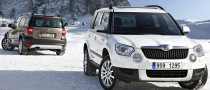 Skoda Sets Monthly Sales Record in March 2011