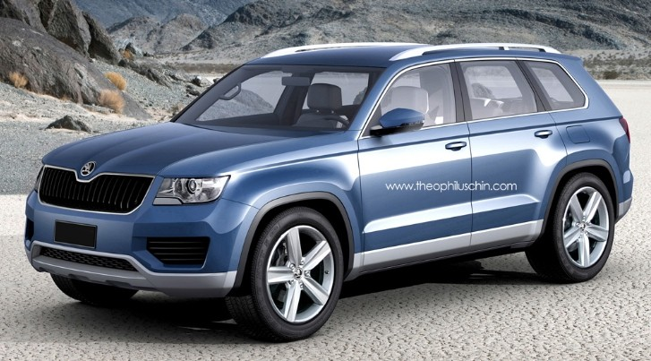 skoda snowman suv production could start in 2015 at. Black Bedroom Furniture Sets. Home Design Ideas