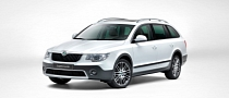 Skoda Superb Combi Gets Outdoor Look