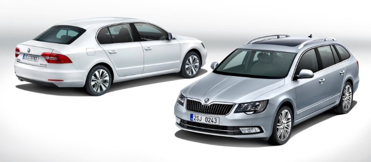 Skoda Superb Facelift UK Pricing Released
