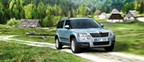 Skoda to Start Yeti Production in Ukraine