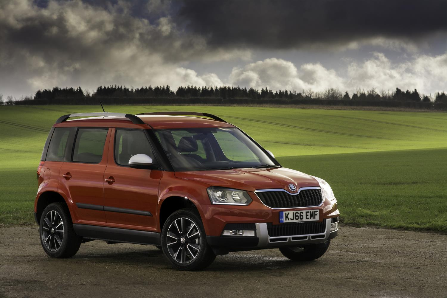 skoda uk introduces value minded yeti se drive and se l drive autoevolution. Black Bedroom Furniture Sets. Home Design Ideas