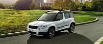 Skoda Yeti Adventure Edition Unveiled
