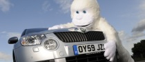 Skoda Yeti Finds Furry Mate
