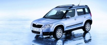 Skoda Yeti Makes Its Debut at Geneva