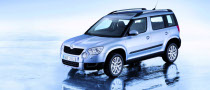 Skoda Yeti Pricing Announced