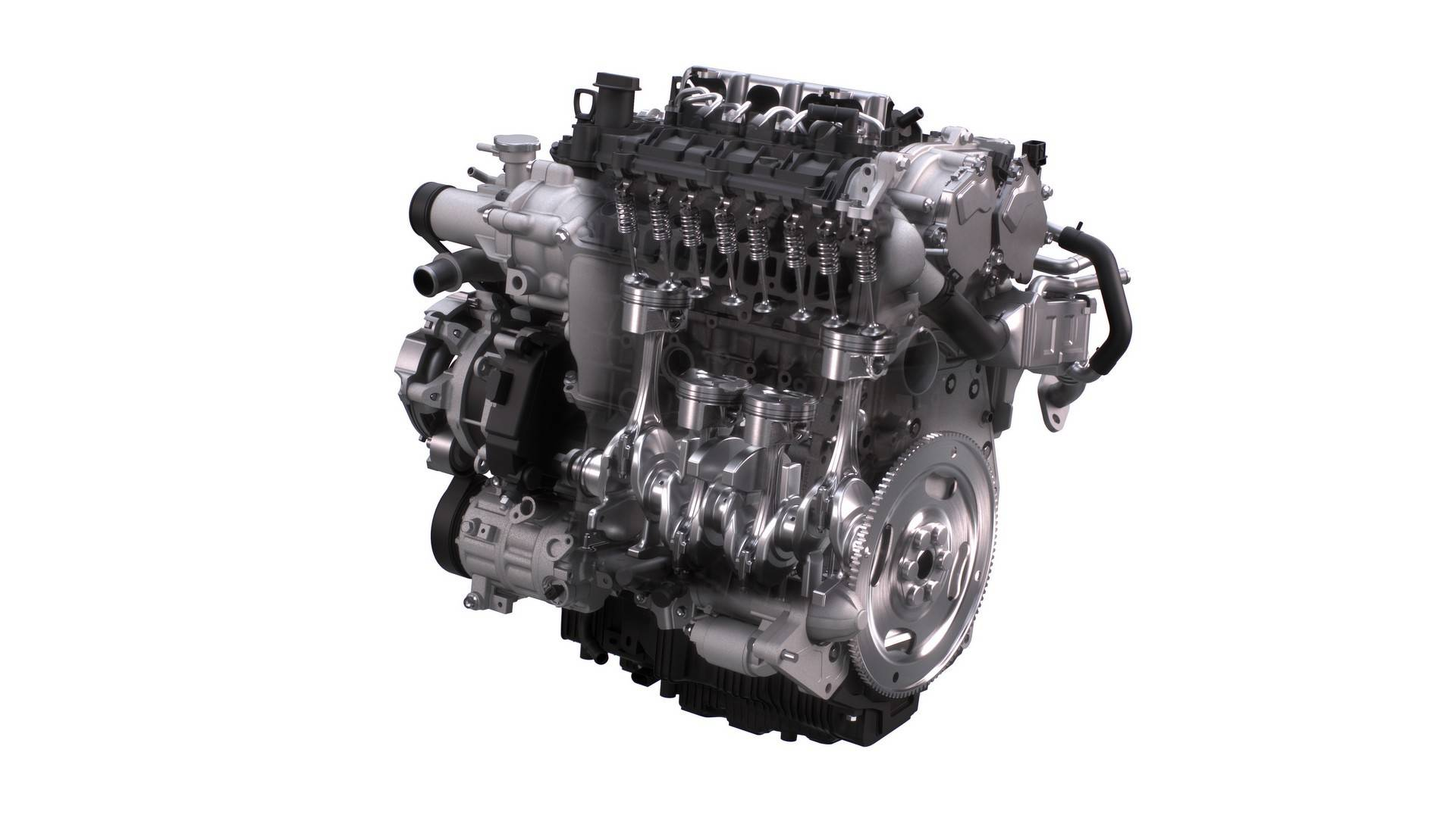Skyactiv Engine To Give Internal Combustion Longer Lease Of Life on Internal Combustion Engine Design