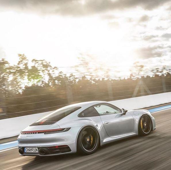 Slammed 2020 Porsche 911 Looks Poised In Subtle Rendering